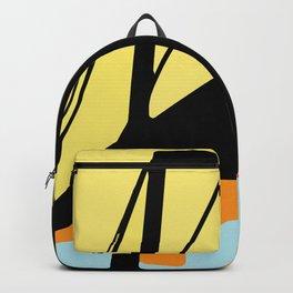 Over-Under Pop Art Bridge Backpack