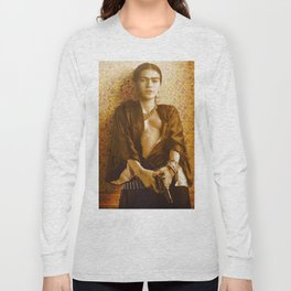 Frida Gun Long Sleeve T-shirt