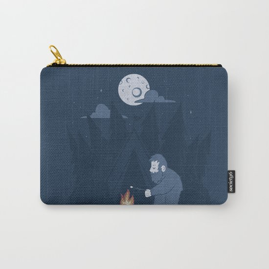 Forest Life Carry-All Pouch