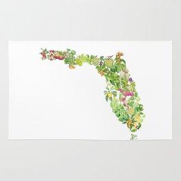 Fruits of Florida Rug