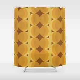 Goldy Shower Curtain