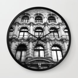 Montreal Old Port Wall Clock