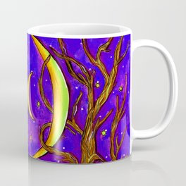 Moon Fire Coffee Mug
