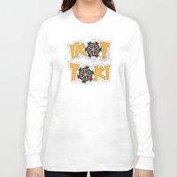 philippines Long Sleeve T-shirts featuring IkoToki: University of the Philippines, Diliman by Franchie