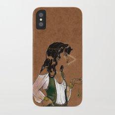 Clairvoyant Slim Case iPhone X