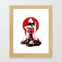 Levitation Spell Framed Art Print