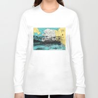 alaska Long Sleeve T-shirts featuring Alaska by Ursula Rodgers