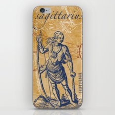 sagittarius | schütze iPhone & iPod Skin