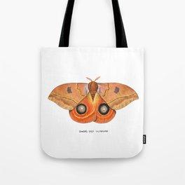 Randa's Eyed Silkmoth (Automeris randa) Tote Bag