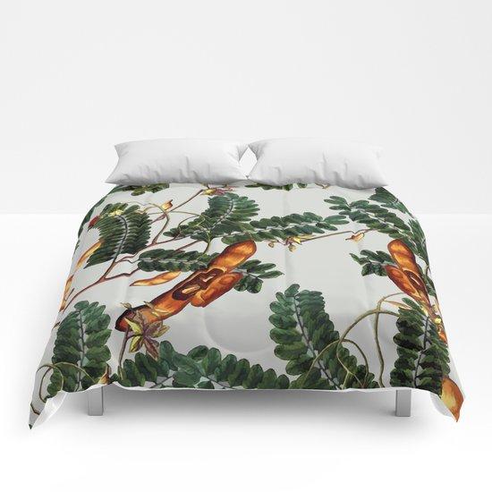 Under the Tamarind Tree #society6 #decor #buyart Comforters