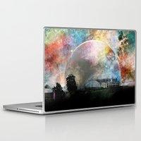 bioshock infinite Laptop & iPad Skins featuring Infinite by J.Lauren