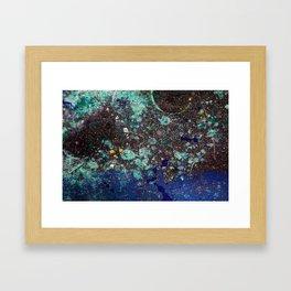 Third Shift Framed Art Print