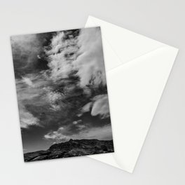Port Hills Skies Stationery Cards