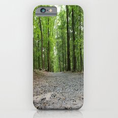 The Road Less Traveled iPhone 6s Slim Case