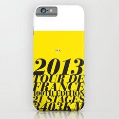 2013 Tour de France: Maillot Jaune iPhone 6s Slim Case