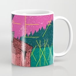 Chop Coffee Mug