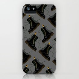 All Day Every Day Shoes iPhone Case