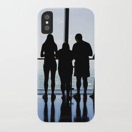 One World Trade Center Observation Deck iPhone Case