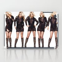 britney iPad Cases featuring Britney Strike a Pose by eriicms