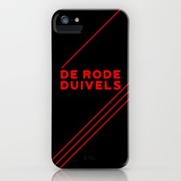 Belgium (World Cup 2018) iPhone Case
