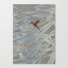 A fleeting moment Canvas Print