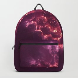 Purple Glow Backpack