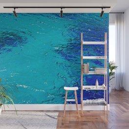 Ocean Surface IV Wall Mural
