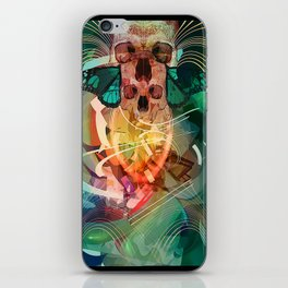 Ghost in the Machine iPhone Skin