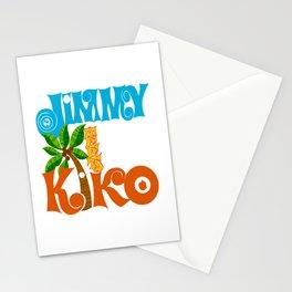 Jimmy Meets Kiko Stationery Cards