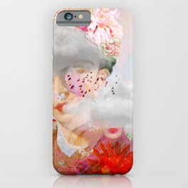 The essence of Frida iPhone Case