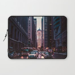 Chicago Street Laptop Sleeve