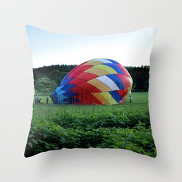 Where the Wind Takes You Throw Pillow