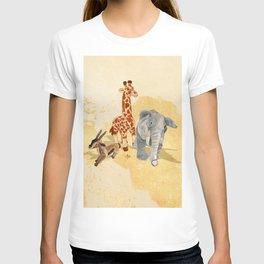 Three Little Friends T-shirt