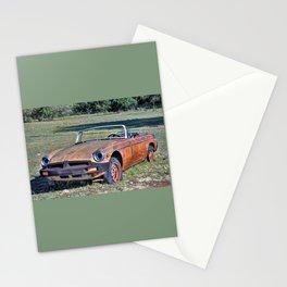 MG B Stationery Cards