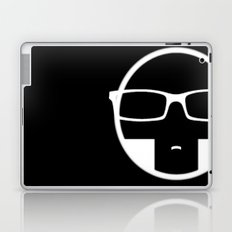 Plastic Sinister Band Logo Laptop & iPad Skin