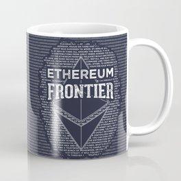 Ethereum Frontier Coffee Mug