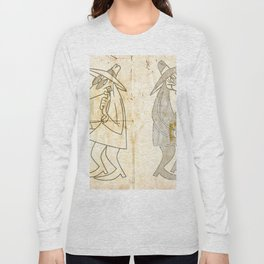 Spy vs. Spy Long Sleeve T-shirt