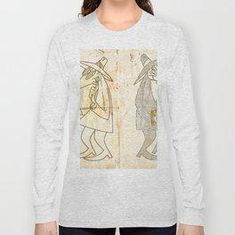 Spy vs. Spy Long Sleeve T-shirt
