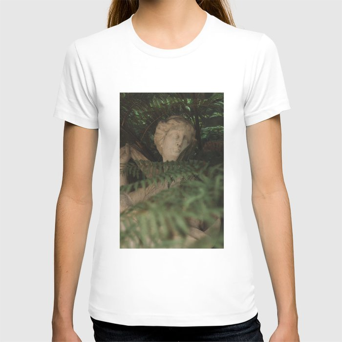 Leaves - Photography Print T-shirt