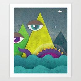 Lakeshore Drive #2 Art Print