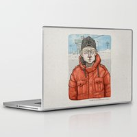fargo Laptop & iPad Skins featuring Lester Nygaard… He'd hate for your pretty face to freeze…  by suPmön