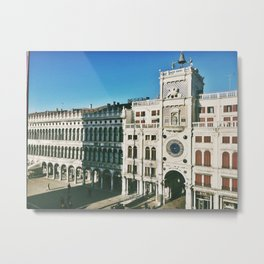 View from San Marco Metal Print