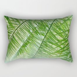 Green World Rectangular Pillow