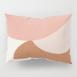 Abstract Stack II Pillow Sham