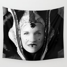 Cecile is the Queen Wall Tapestry