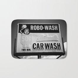 Robo-Wash Bath Mat