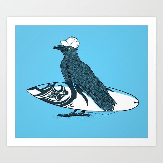 Birdwatch Art Print