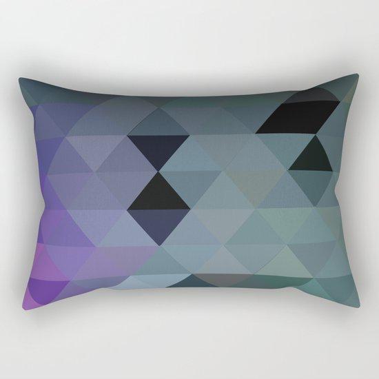 Don't Hesitate Rectangular Pillow