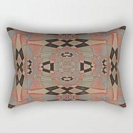 Native Satellite (1) Rectangular Pillow