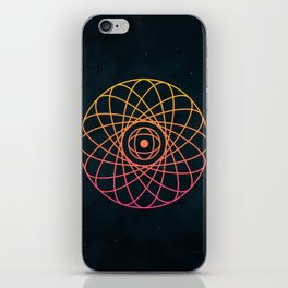 Mysterious Dream iPhone Skin